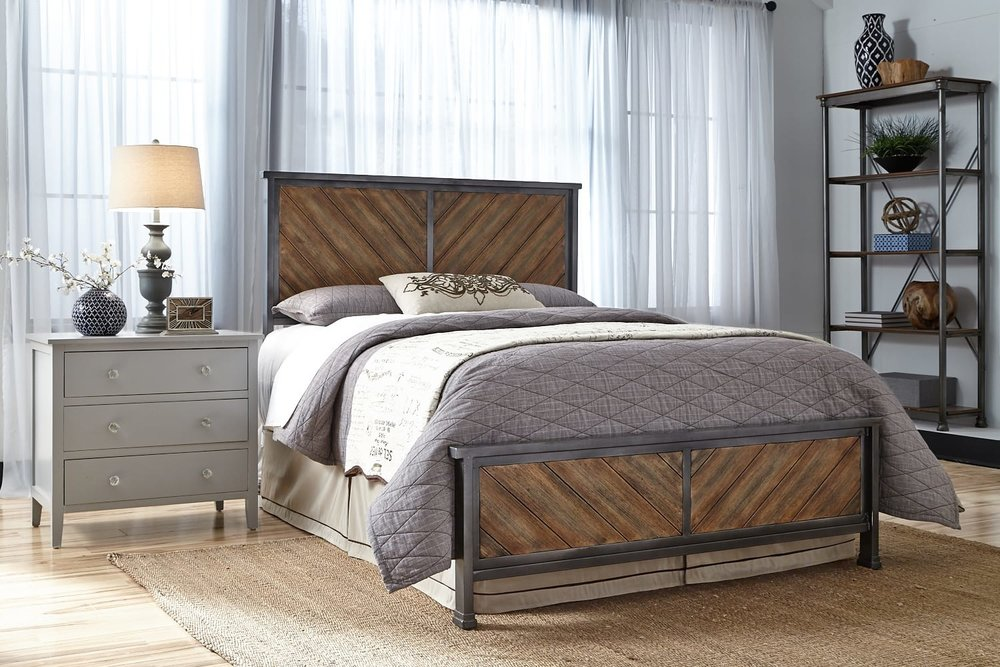 Braden Bed by Fashion Bed Group