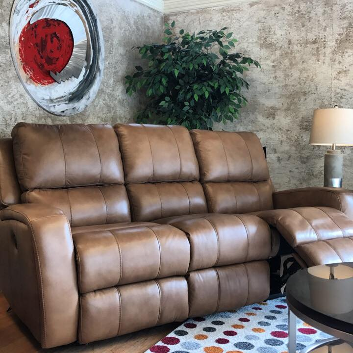 Flexsteel Hammond reclining sofa.jpg