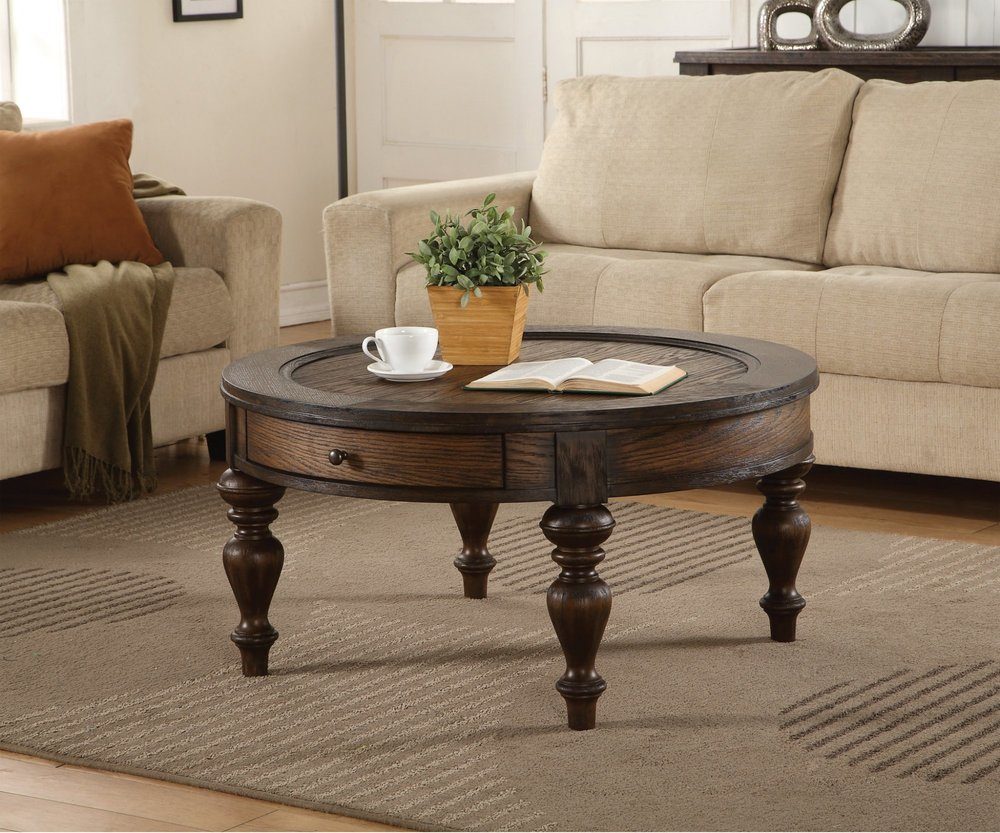 Bordeaux coffee table by Flexsteel