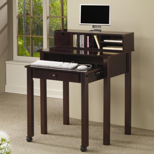 Computer desk by Coaster