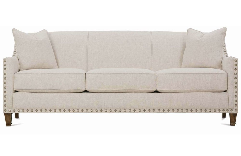 Rockford stationary sofa by Rowe