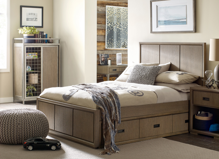 Hudson Storage Bed by Legacy Classic Kids