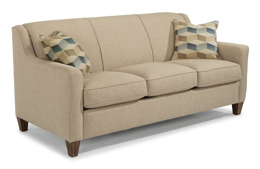 Holly sleeper sofa by Flexsteel