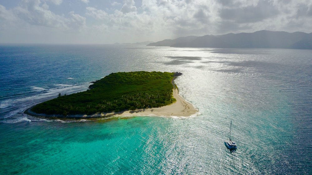Sandy K, British Virgin Islands