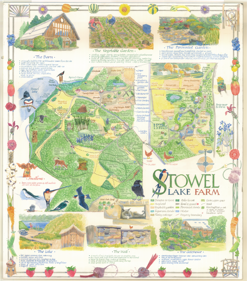 Stowel Farm map.png