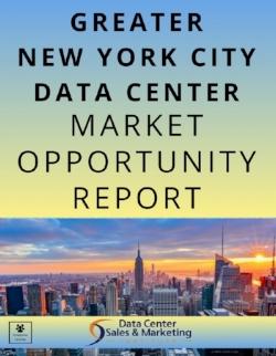 Greater New York Data Center Market Opportunity Report Cover - Enterprise License