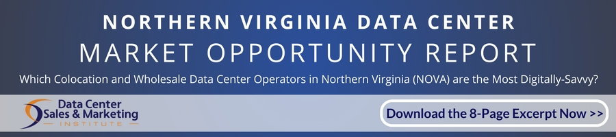 Northern Virginia Data Center Market Opportunity Report Excerpt