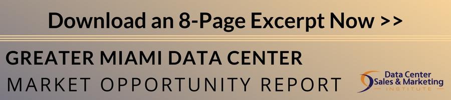 Greater Miami Data Center Market Opportunity Report