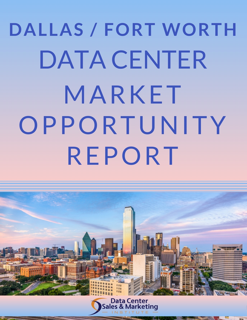 Dallas / Fort Worth Data Center Market Opportunity Report