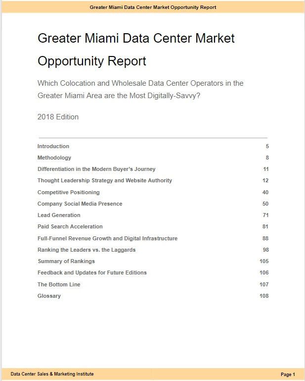 [B] Greater Miami Data Center Market Opportunity Report - TOC from Excerpt.jpg