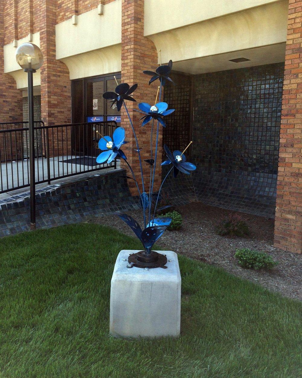 Blue Tree of Paradise - Ray Giddens'