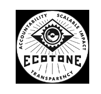 Ecotone Analytics - Ecotone's mission is to help clients scale their social and environmental impact by communicating impact value to stakeholders and investors.