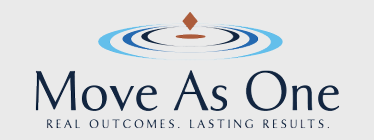 Move As One - Move As One provides wholistic consulting services that empower leaders and teams to clarify direction and meet their highest goals. Often called a