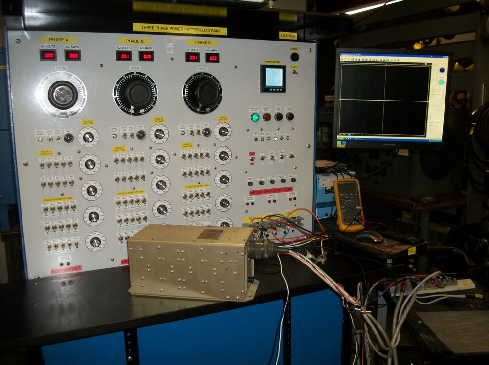 Inverter Test Bench