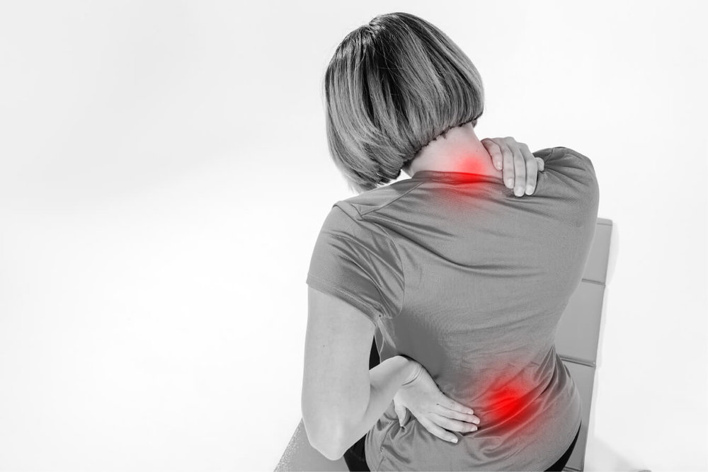 Chronic Back Pain, Chiropractor in Medford