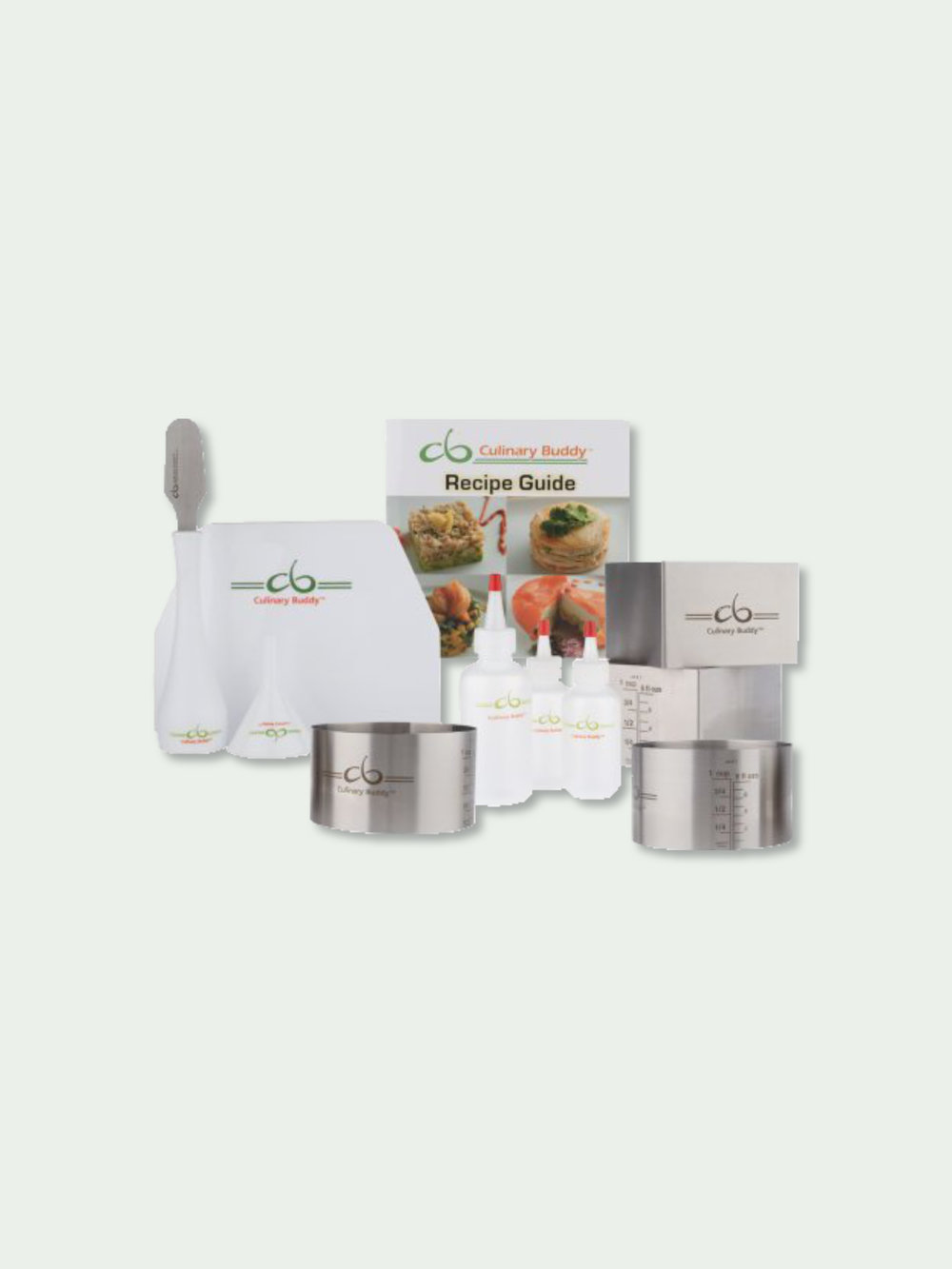 Food Presentation Kit