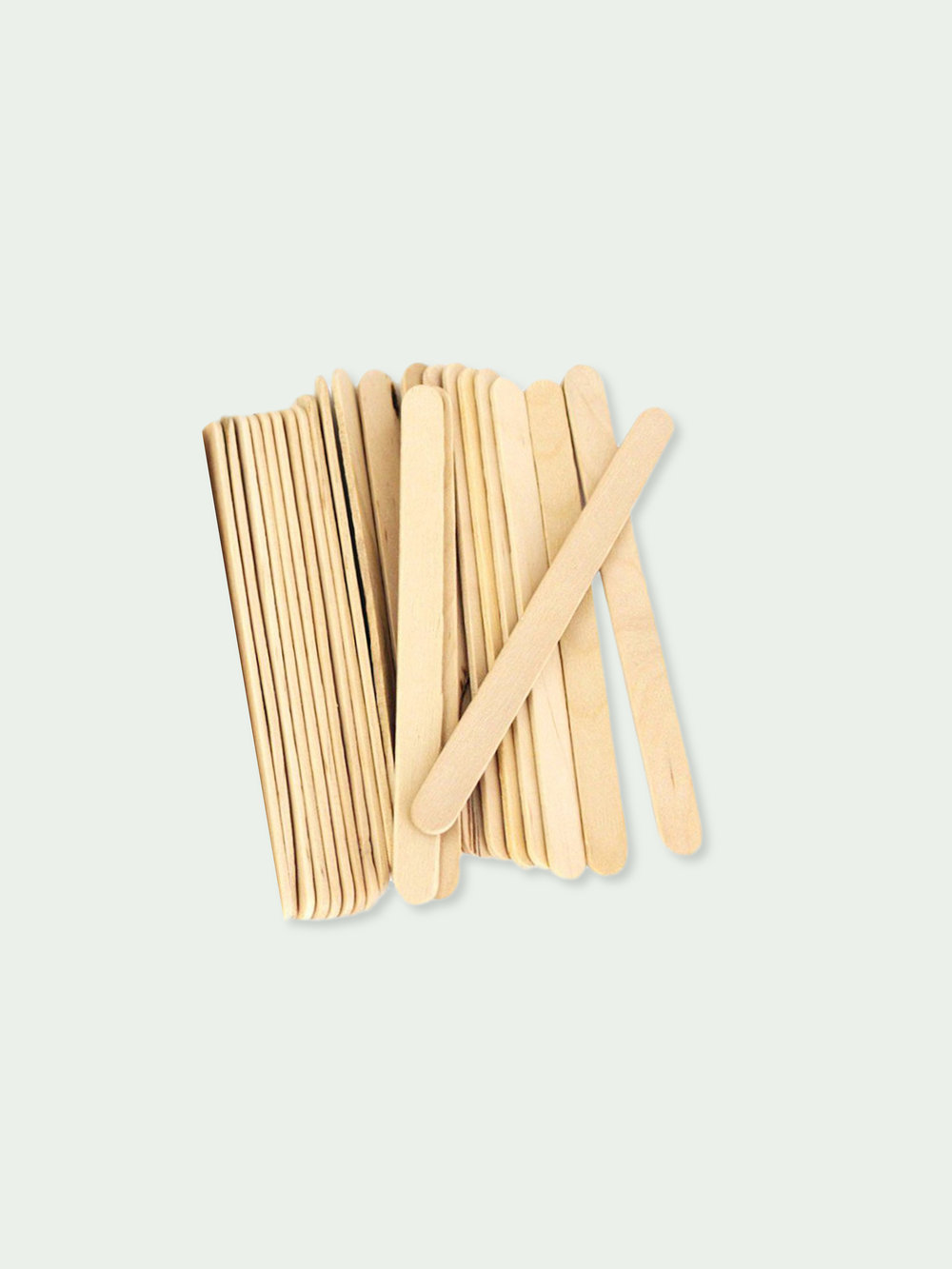 Popsicle Sticks - Gotta have more popsicles but don't have enough popsicle sticks? I got you covered! Here's a pack of 200 popsicle sticks to make a plethora of cold summer treats for the whole family to enjoy.
