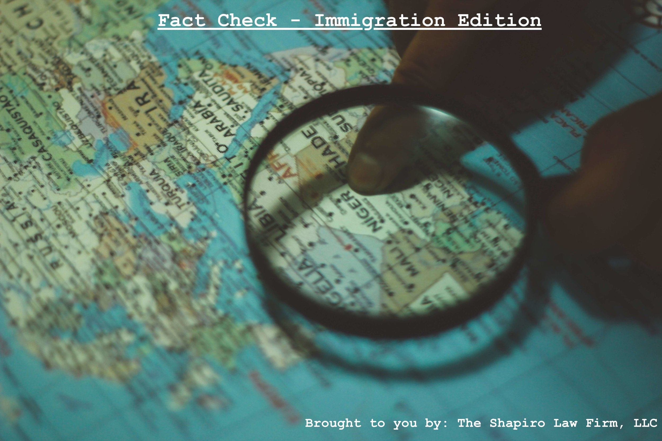 Fact Check - Immigration Edition