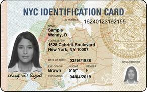 NYC ID Card