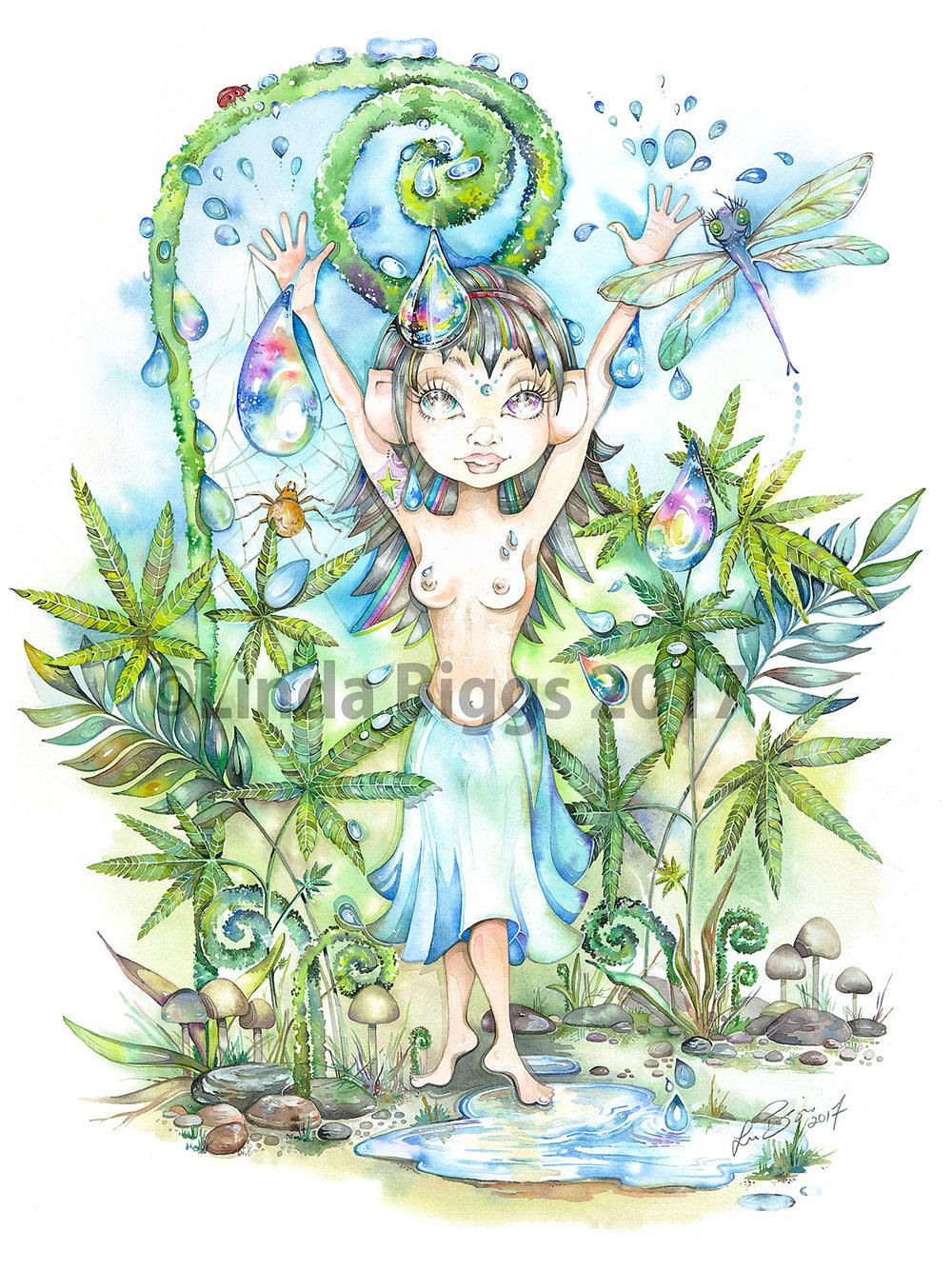 Cannabis Queen