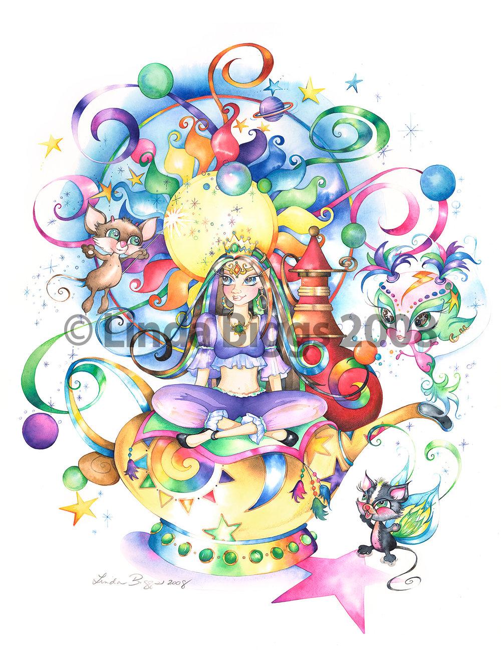 Rainbow Genie