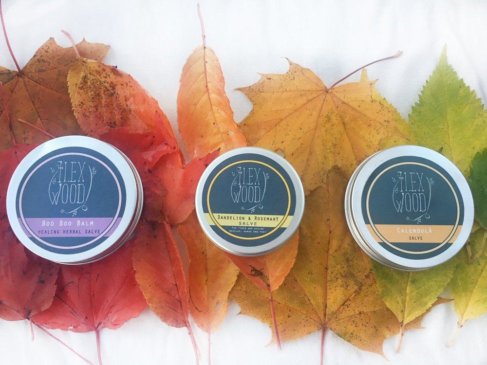 Herbal Salve Gift Set