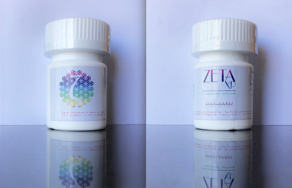 ZETA XR - A NOOTROPIC SUPPLEMENT
