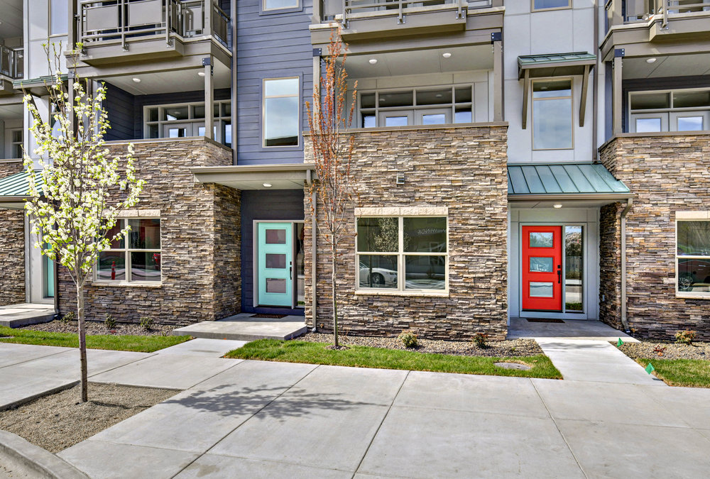 Sales Office - Come take a look inside a fully furnished model townhome!Hours: Saturdays 11am-5pm and Sundays 1-4pmPhone: (208) 343-4606 | Urban Concepts / Keller Williams Realty BoiseAddress: 493 Trackstand Lane, Garden City, IDParkway Station FacebookGet Directions ➝