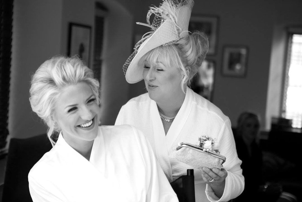 Gloucestershire Wedding Hair and Make up
