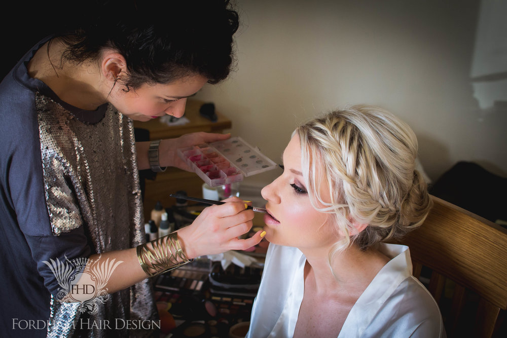 Kingscote Barn Make Up Artist