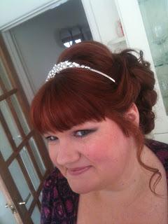 Wedding Hair Styling At The Matara Centre Tetbury Fordham Hair Design
