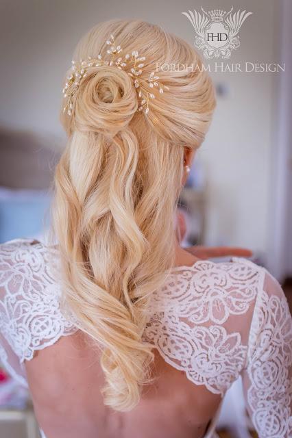 Bridal Hair Tips And Accessory Choice Fordham Hair Design