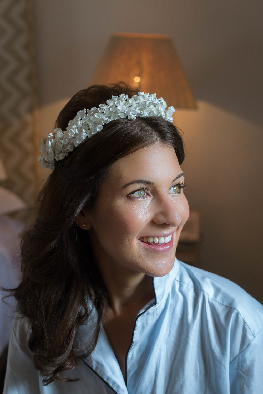 Barnsley House Wedding Hair & Make Up
