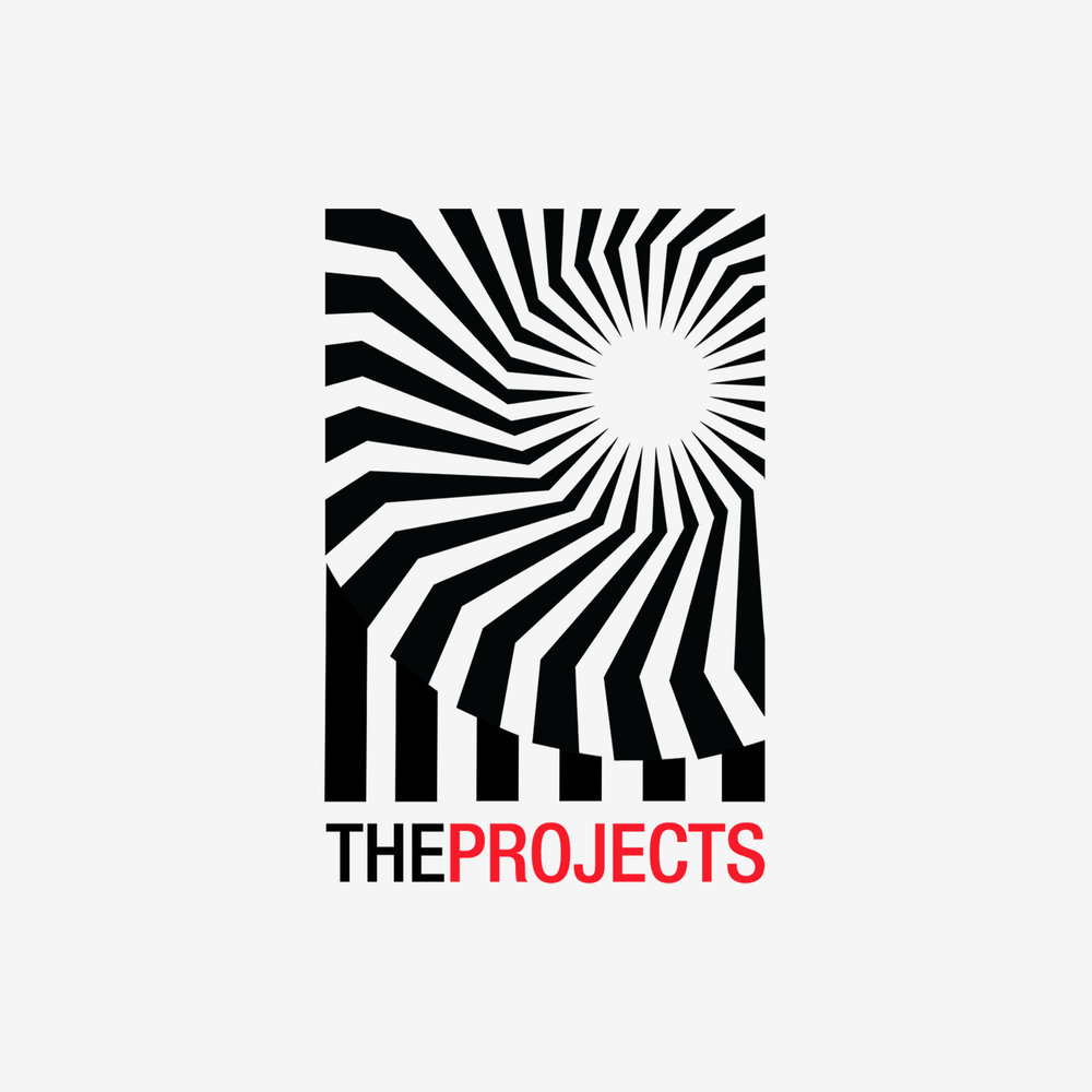 TheProjects - Design of logo, letterhead and collaboration of website design for NYC-based Film & Production Studio (Anita Madeira, director), offering a complete creative package from concept to film/video spots, working directly with companies.