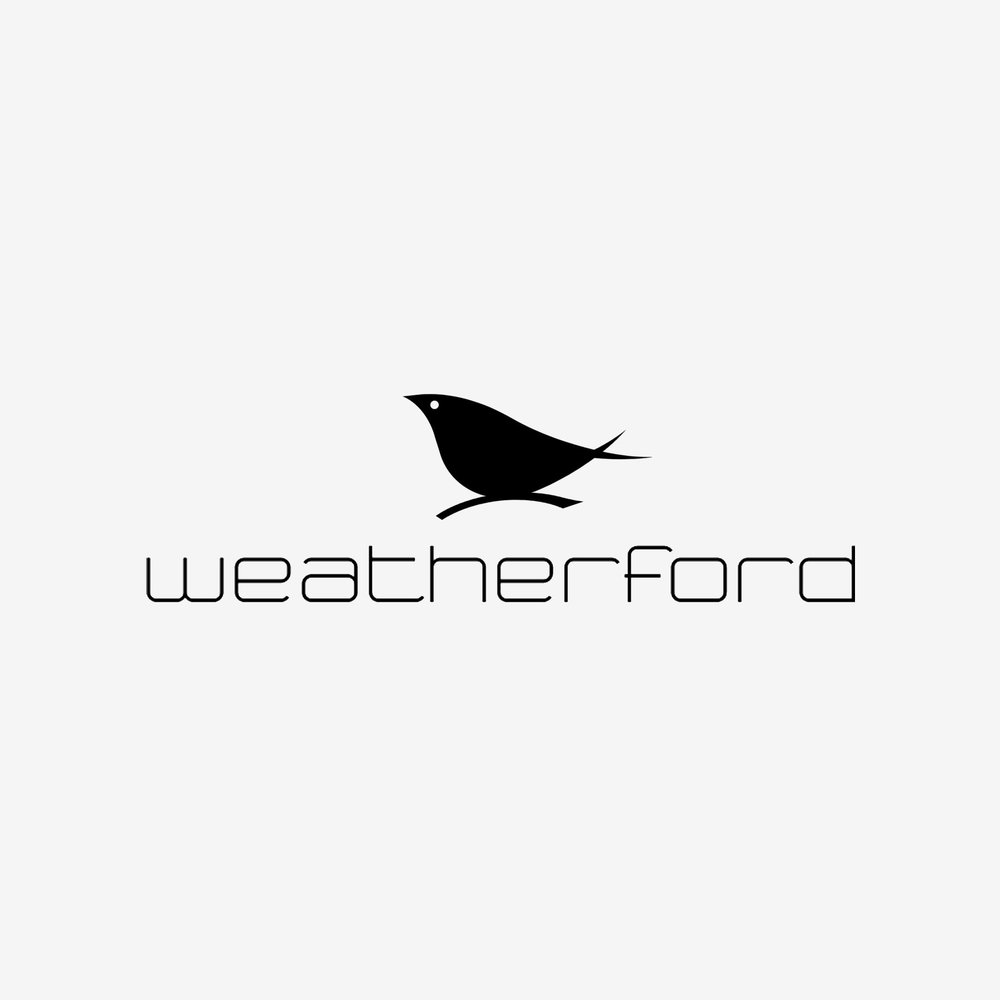 Weatherford - The client wanted a logo design for a web-based company to sell high-end home furnishings and accessories.