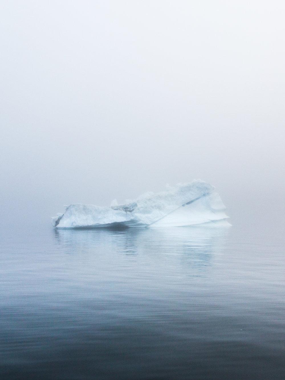 Thomas Seear-Budd Iceberg Hippo Magazine