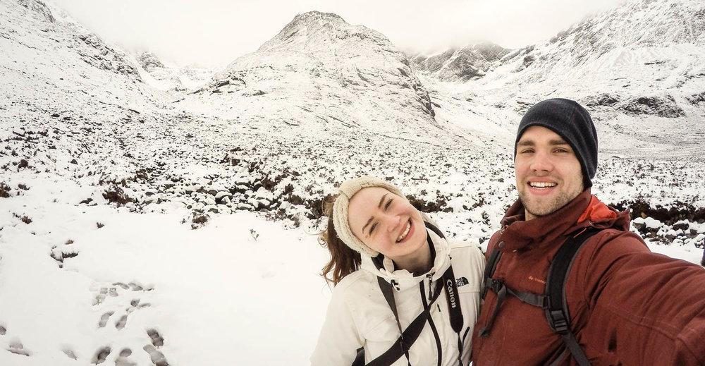 Lumen sokaisemat seikkailijat.