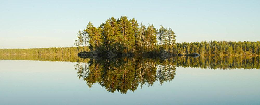 Suomessa puhdasta vettä riittää kaikille, ainakin toistaiseksi.
