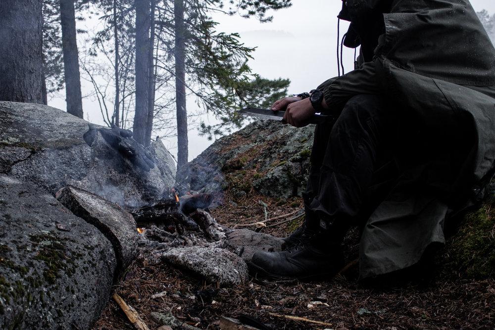 Skrama on 100% suomalaista työtä.