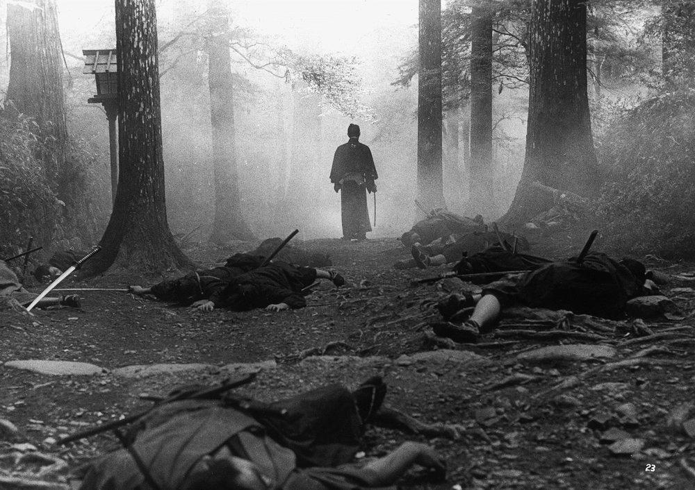 Seven Samurai (1954, Akira Kurosawa)