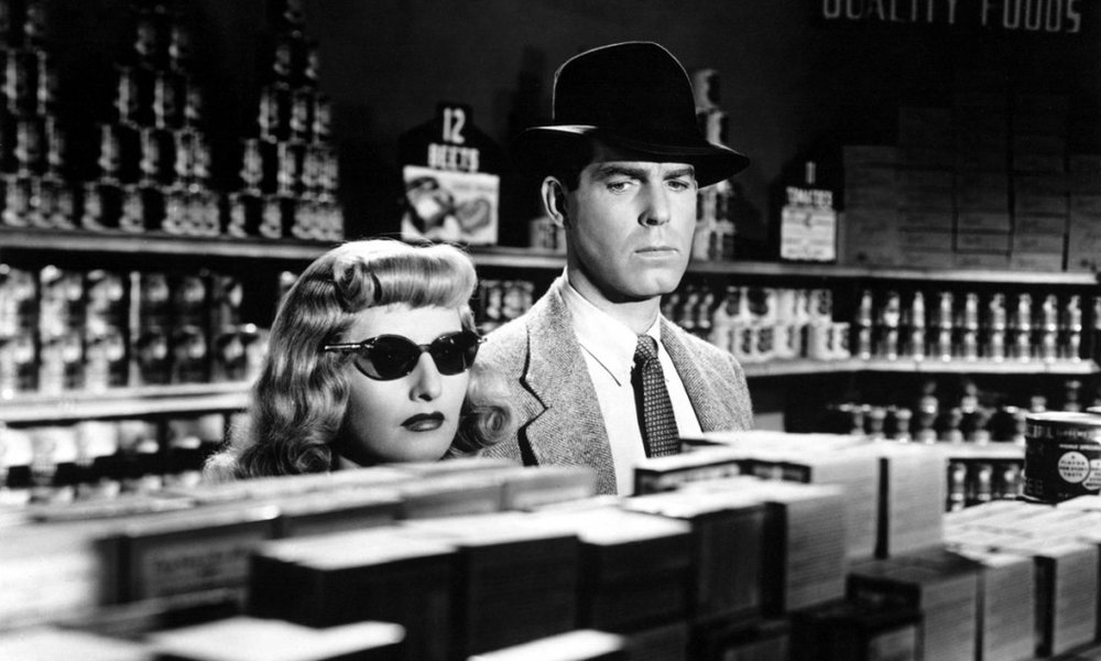 Double Indemnity  (1944, Billy Wilder)