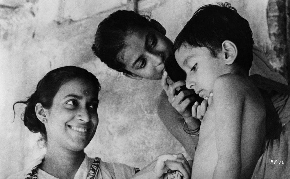 Pather Panchali  (1955, Satyajit Ray)