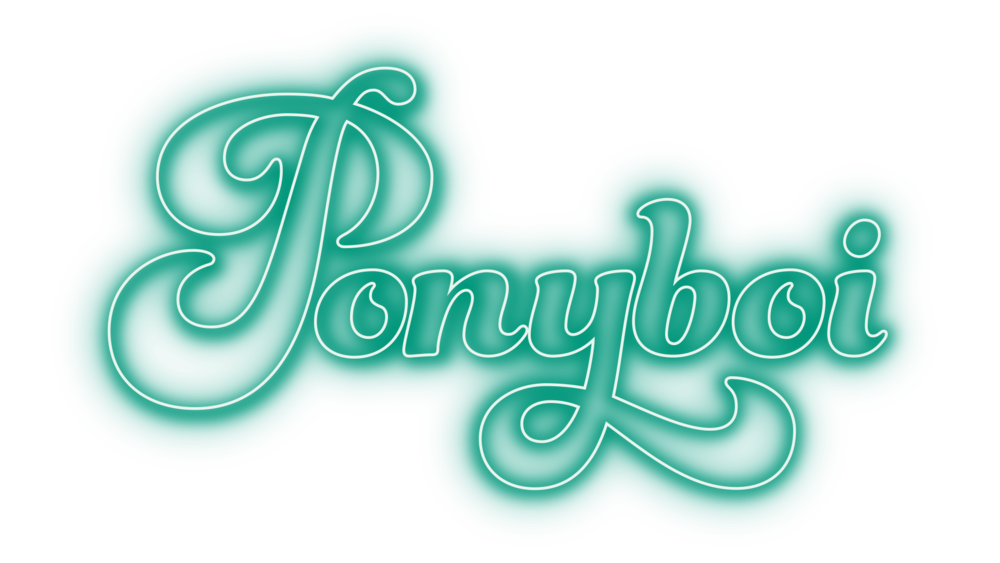Ponyboi   is a USC Graduate thesis film written and directed by River Gallo. It follows a young intersex runaway in New Jersey, looking for love in all the wrong places.