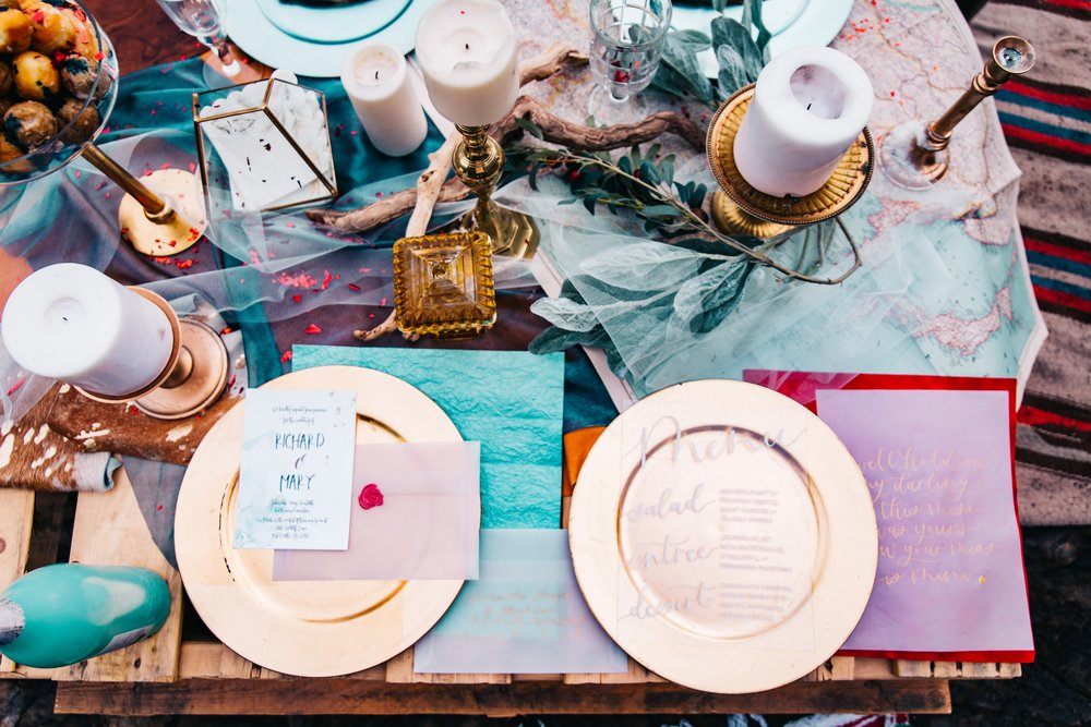Creative wedding ideas by hope & harmony weddings