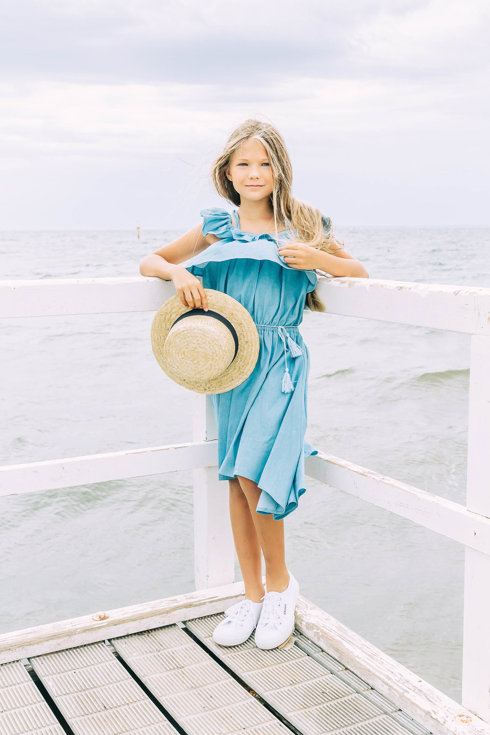 Fifer Dress {Tween}