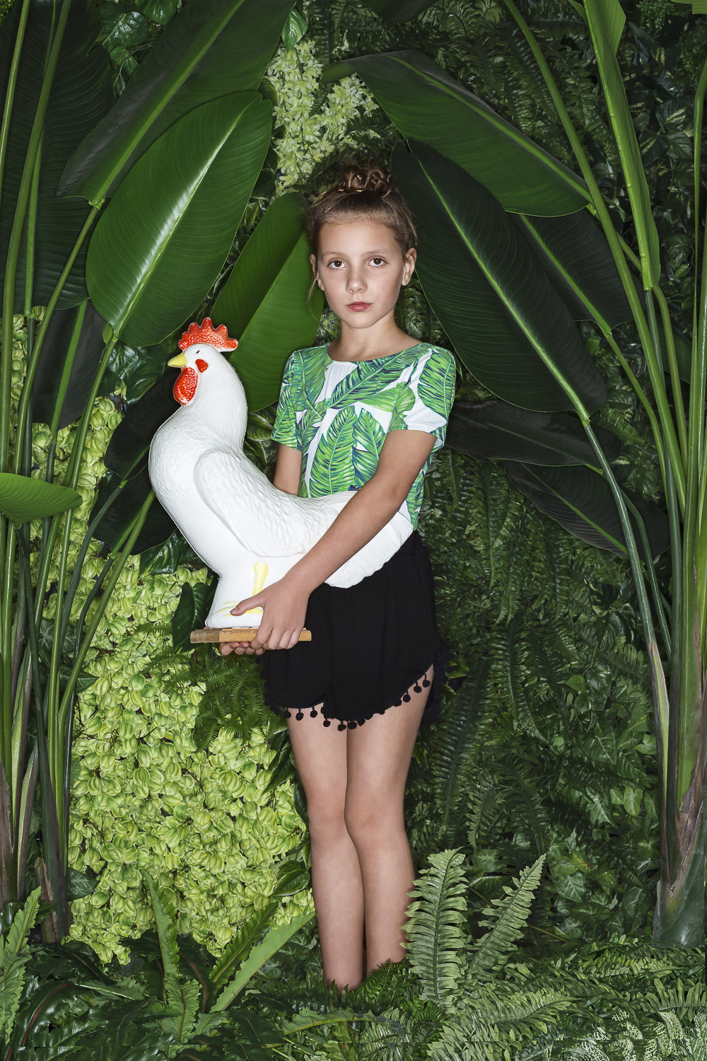 Anya for HOWI.  Issue 1 of The Little Mag