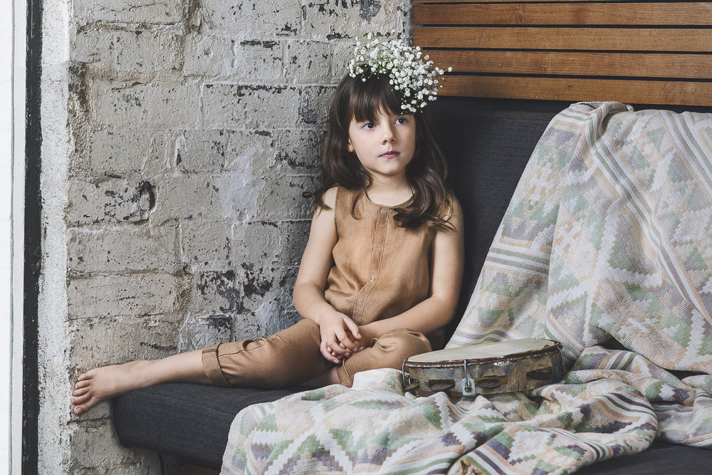 Maya for Moose & Finch.  Issue 1 of The Little Mag