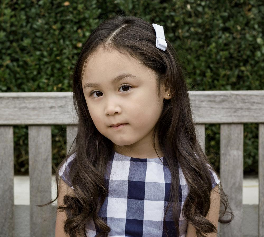 Hana Montero - Age: 4Favourite superhero: Avengers / Captain AmericaAgency: Bambini Talent GroupInstagram: @rhizelle