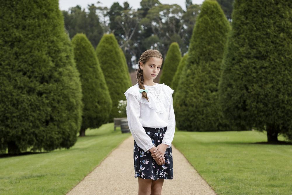Georgia Black - Age: 11 Years OldAgency: Bettina ManagementInstagram: @iamgeorgiablack