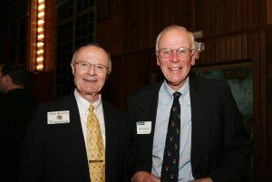 John Ricksen and Bill Anderson